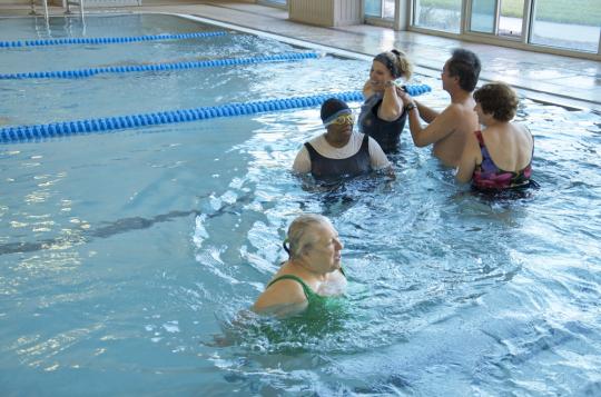 Brooks Adaptive Aquatics