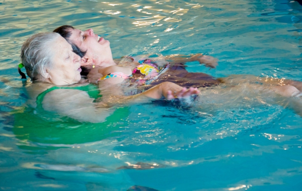 Brooks YMCA Adaptive Aquatics