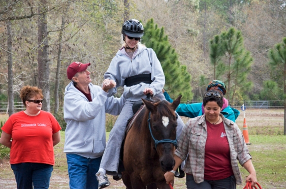 Horseback Riding Spring 2014