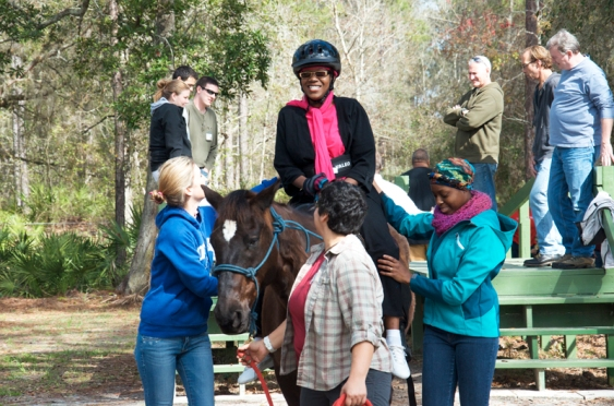 Horseback Riding Event 2014