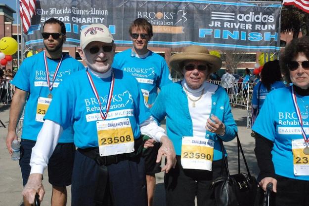 Challenge Mile 2014
