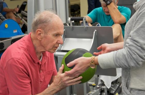 Brooks YMCA Parkinson's Wellness