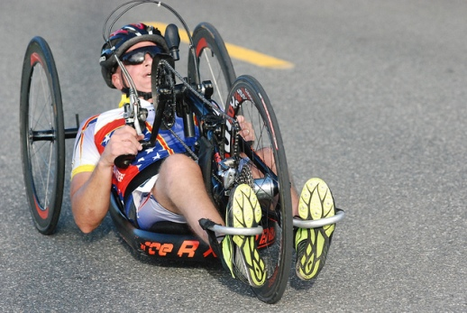 Adaptive Handcycling