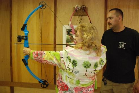 Archery April 2014