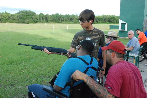 Adaptive Shooting April 16, 2014