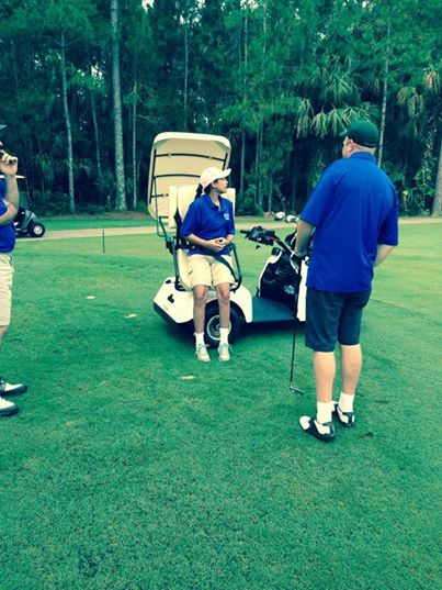 Never Give Up Golf Tournament 2014