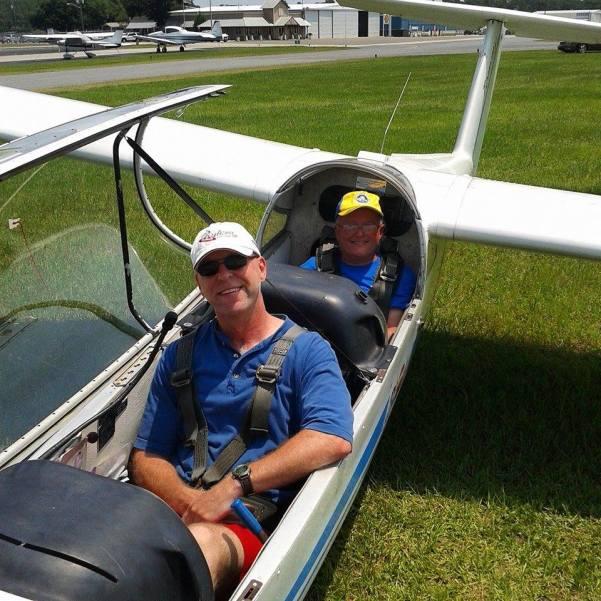 Stan Harris Gliding