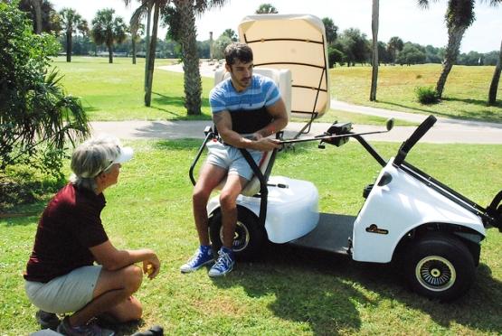 Golf Event 2014