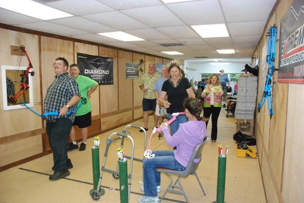 Brooks Archery Program 2014