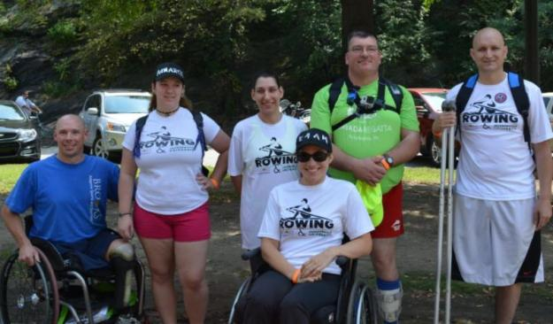 Brooks Rowing Team 2014