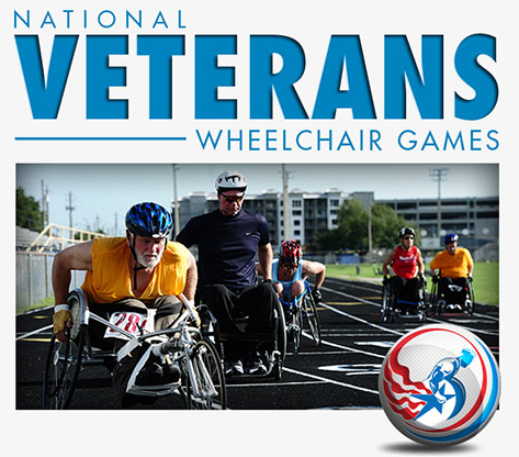 Veterans Wheelchair Games 2014