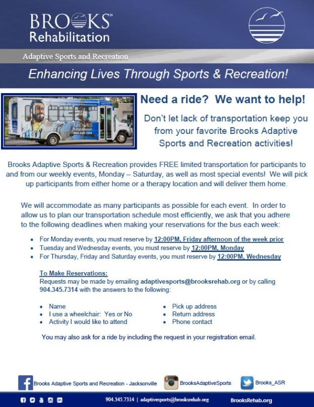 ASR Bus Flyer