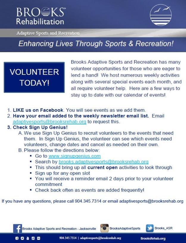 ASR Volunteer 2018