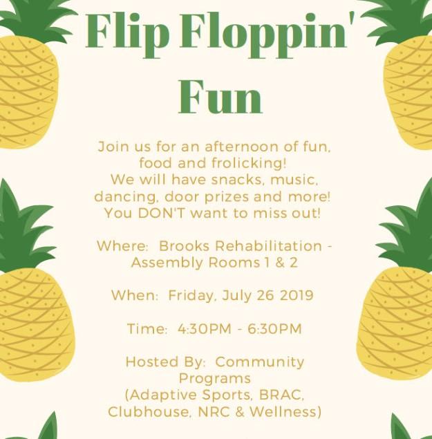 Flip Floppin Fun'