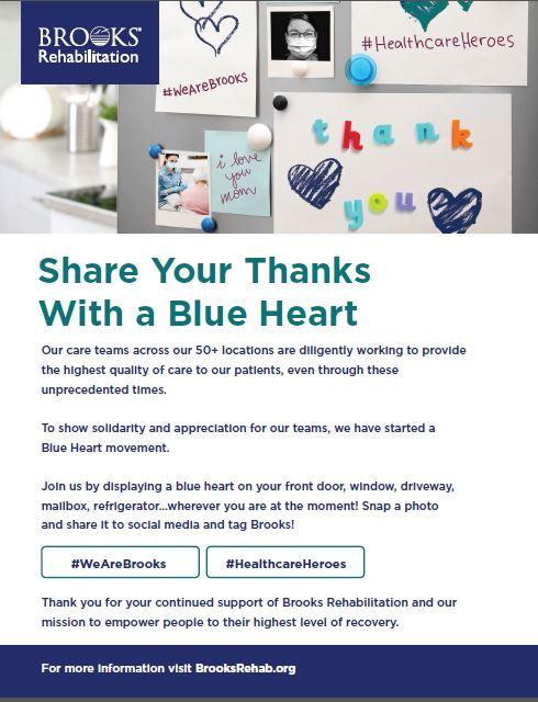 Blue Heart Movement